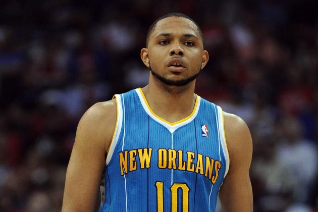 New Orleans Hornets Fans Should Blame Front Office, Not Eric Gordon