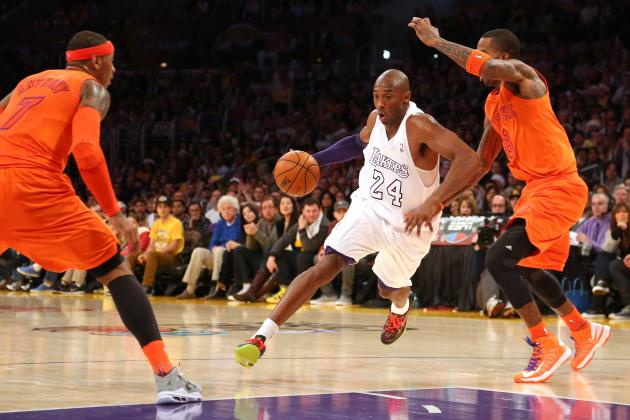 Why Kobe Deserves to be in the MVP Conversation for 2012-13