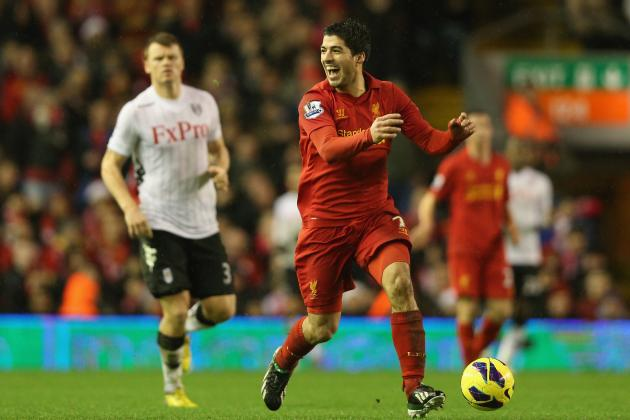 Stoke vs. Liverpool: Live Stream Info for EPL Match