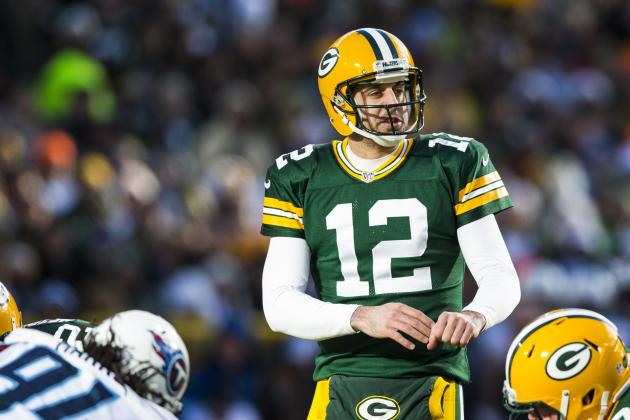 Rodgers Works His Way into MVP Talk