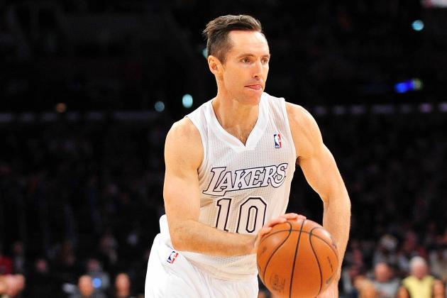 Lakers See a Difference in Their Game with Steve Nash
