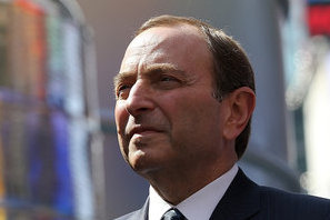 Gary Bettman Remains a Stern Guy in Labor Talks