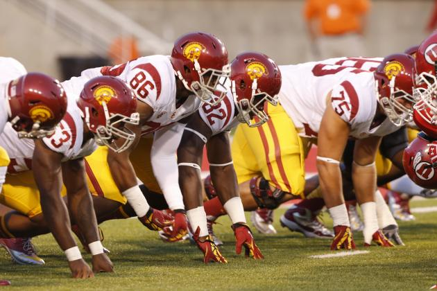 USC Football: Strong Recruiting Class Meaningless Without More Offensive Linemen