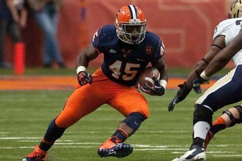 RB Ameen-Moore, Tight End Beaulieu Suspended for Pinstripe Bowl