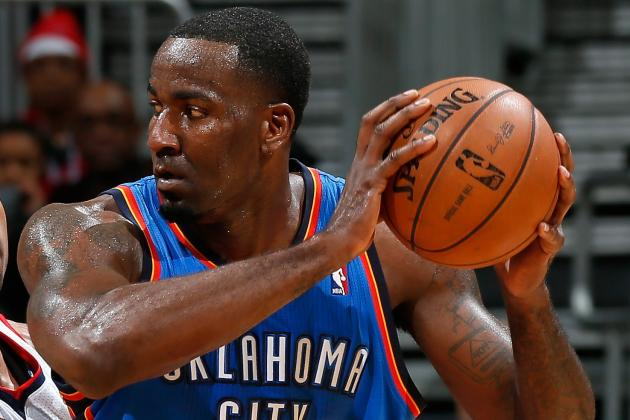 Kendrick Perkins Says OKC in Need of Reality Check