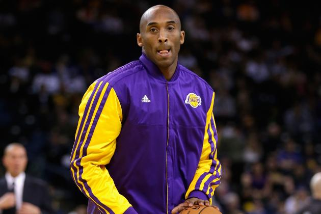 Nike, World Brace for Kobe Bryant's Twitter 'Takeover'