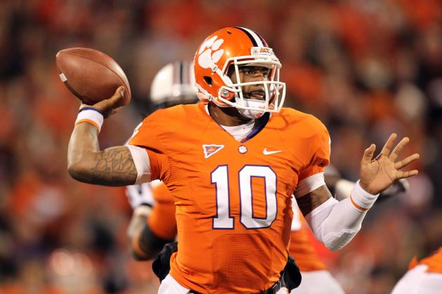 Chick-fil-A Bowl 2012: How Les Miles Plans to Shut Down Tajh Boyd