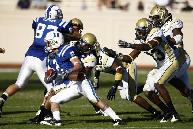 Belk Bowl 2012: Top Prospects to Watch For in ACC-Big East Matchup