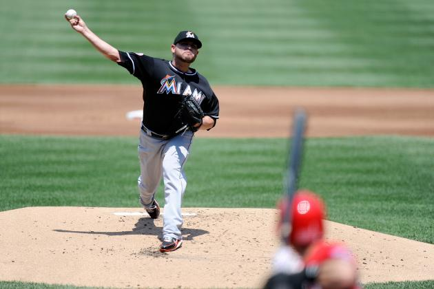 Miami Marlins Should Trade Pitcher Ricky Nolasco While Teams Are Desperate