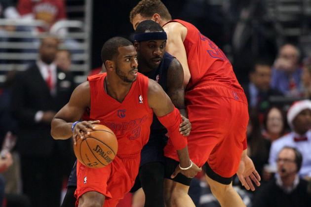 NBA Gamecast: Nuggets vs. Clippers