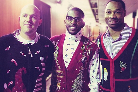 Clippers' Ugly Sweater Party