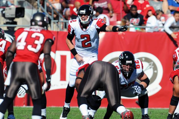 Buccaneers vs. Falcons: TV Schedule, Live Stream, Spread Info, Game Time & More
