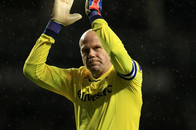 Friedel Agrees New Tottenham Deal