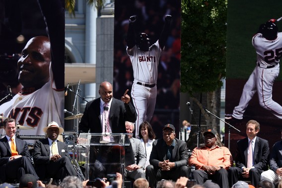 Why Barry Bonds Is a First-Ballot Hall of Famer