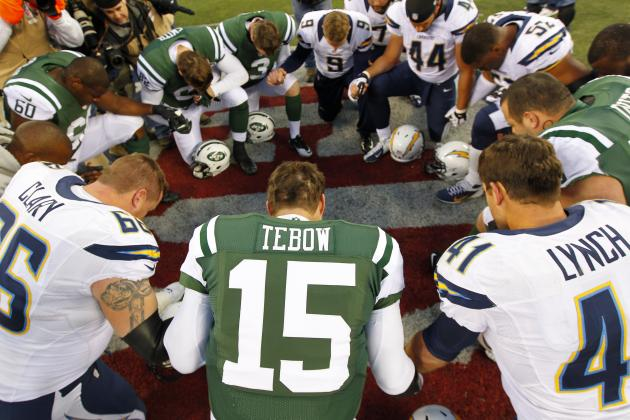 Tim Tebow: Misused Jets Quarterback Destined for Turnaround in 2013