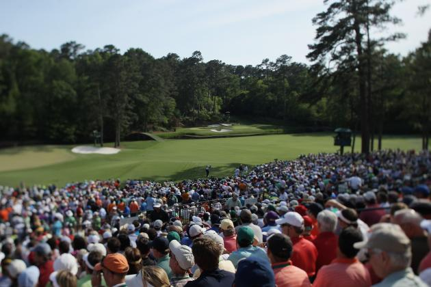 The 2013 Masters: A Golf Fan's Christmas Wish