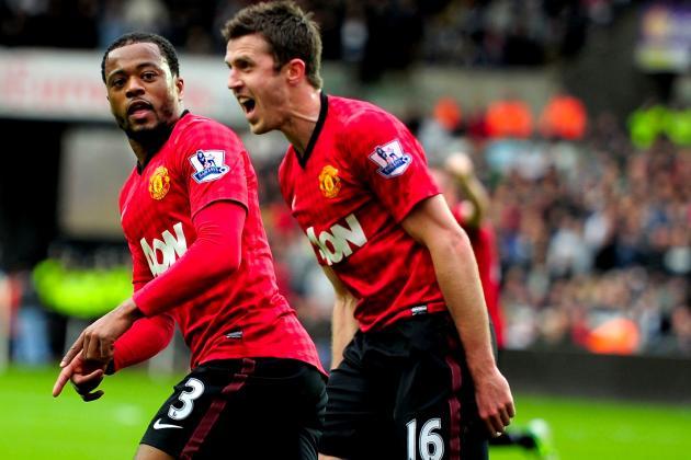 Manchester United vs. Newcastle United: Premier League as It Happened
