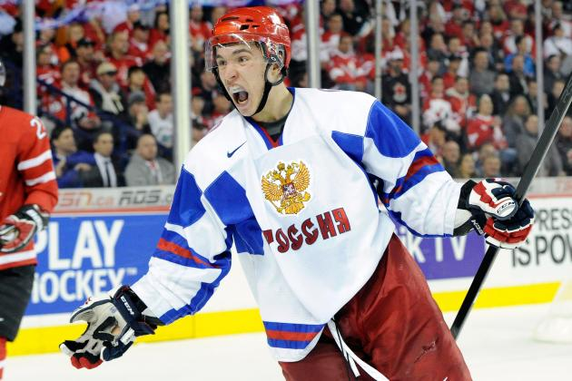2013 IIHF World Junior Championships: Recapping Day 1 in Russia