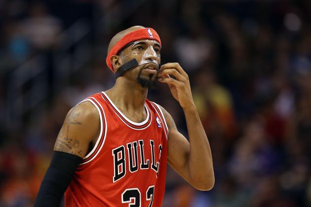 NBA Trade Rumors: Latest Updates on Richard Hamilton, Paul Millsap and More
