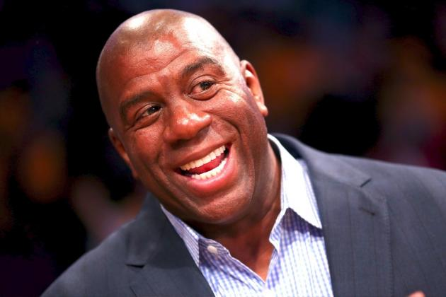 Magic Johnson Praises Blake Griffin, LA Clippers as Second Coming of 'Showtime'
