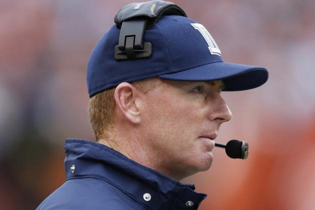 Jason Garrett's Status Shouldn't Be an Issue