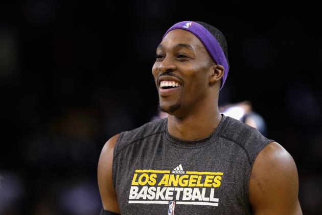 Dwight Howard's Health Holds the Key to Lakers' Championship Hopes