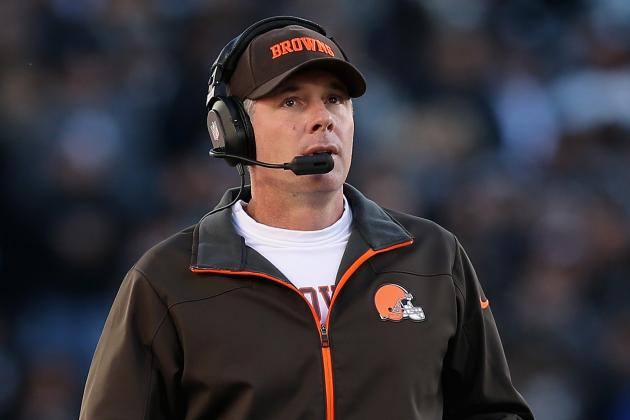 Pat Shurmur Says Browns 'much Improved' from Year Ago