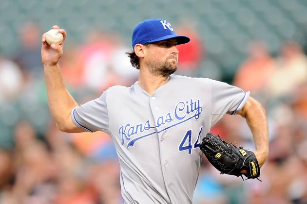 Kansas City Royals Should Try Luke Hochevar in the Bullpen
