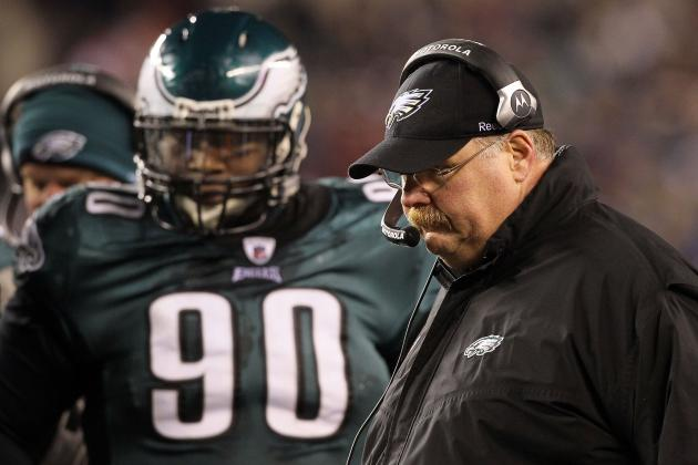 Eagles Re-Sign DT Antonio Dixon; Place QB Nick Foles on Injured Reserve