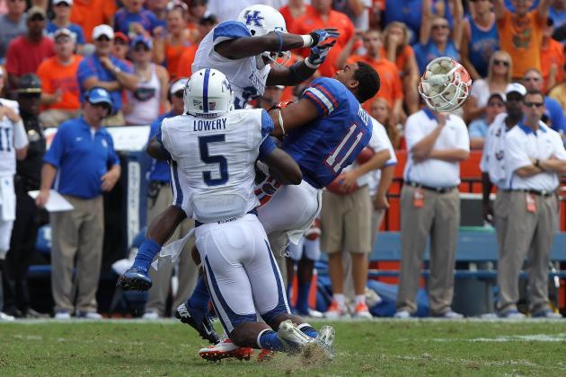 Head Injuries Growing in SEC