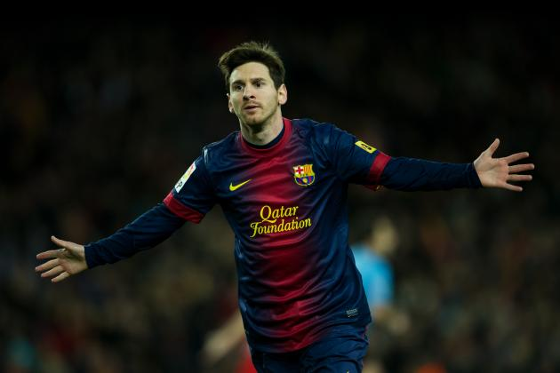 Lionel Messi: Prolific Goal-Scorer Must Lead Barcelona to Team Success in 2013