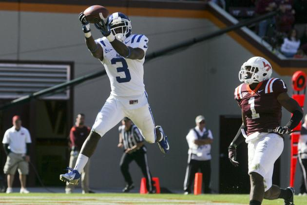 Duke Receivers Flourish Under Matt Lubick