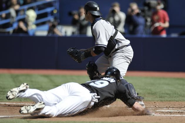 Yankees Believe in Austin Romine's Defense
