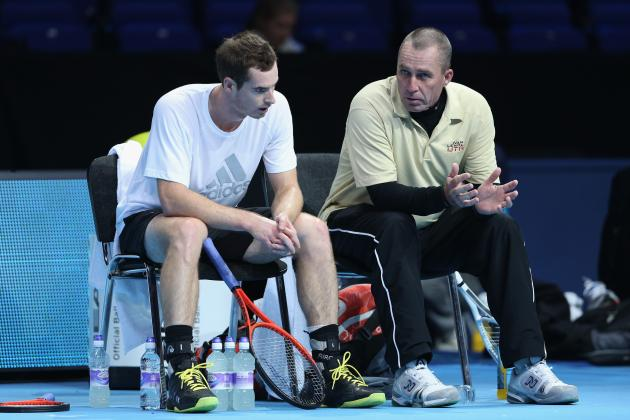 Murray 'Working Harder Than Before'