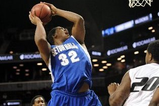 Seton Hall's Johnson out 2-3 Weeks with Meniscus