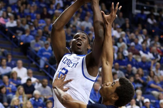 Alex Poythress May Be the Key to Kentucky's Chance at an Upset of Louisville