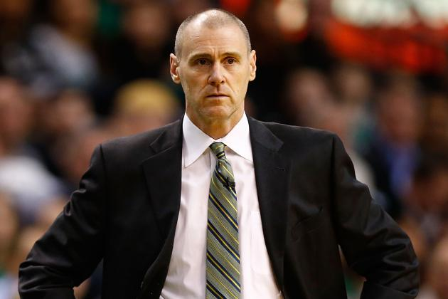 Rick Carlisle: Mavs Aren't Really Selfish