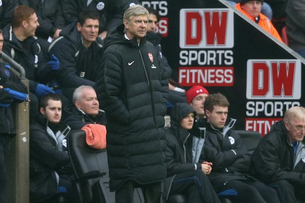 Wenger Eyes 'Exceptional' Recruits