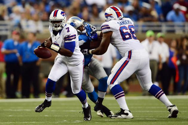 Bills Won't Take a Look at Tarvaris Jackson Infinale