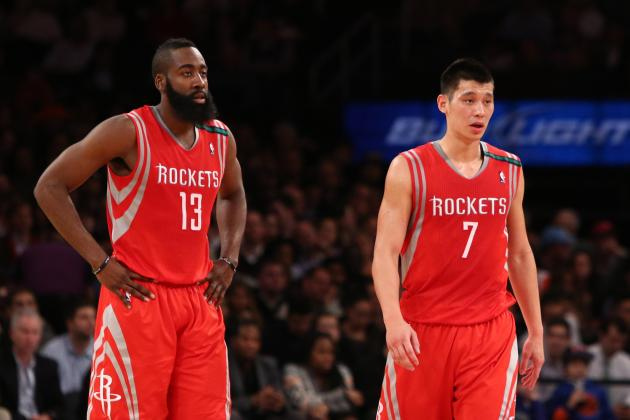 James Harden and Jeremy Lin Are Clicking Just in Time for Legitimate Playoff Run