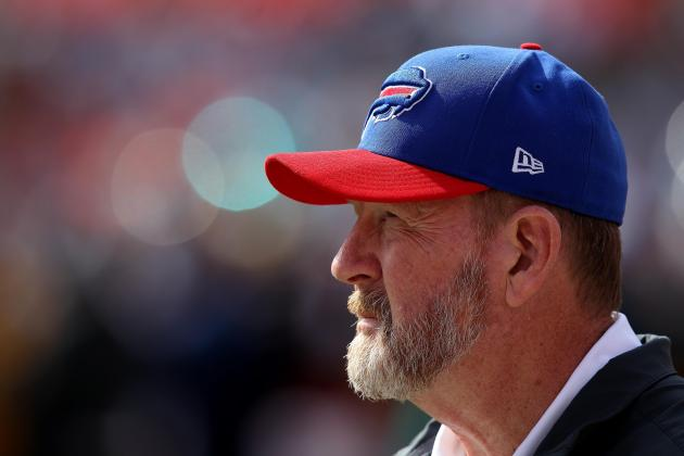Bills Coach Says Winning Against Jets Is His Focus