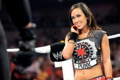 AJ Lee: Why It's Great to See Her Back as a 'Crazy Chick' Again