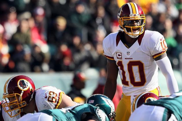 Robert Griffin III Merry Christmas Video Goes Viral