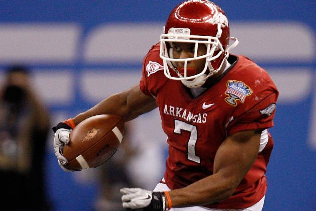 Bielema: Davis Experienced Some 'Buyer's Remorse' After NFL Decision