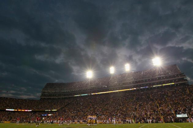 LSU, Clemson Both Claim Moniker for Stadiums