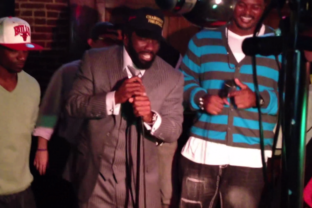 Must Listen: Ed Reed's Falsetto in Holiday Karaoke