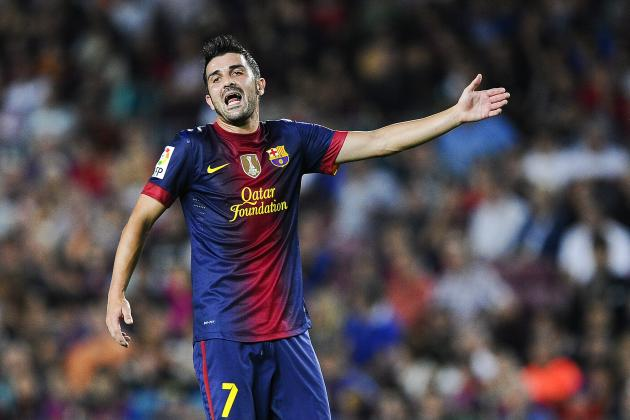 David Villa: Premier League Club Swansea City Are Best Fit for Barcelona Star