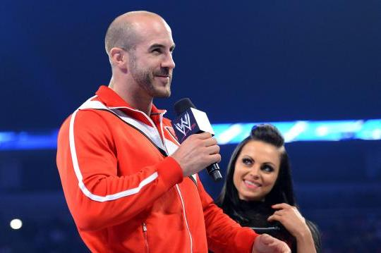 What Antonio Cesaro Needs to Reach the Next Level