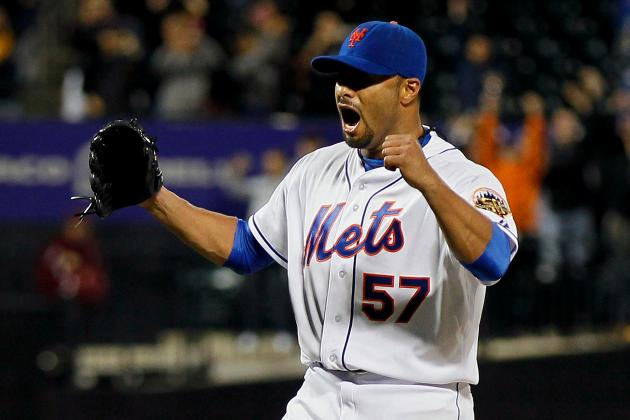 For Mets, Pitching Feats Make 2012 Year to Remember