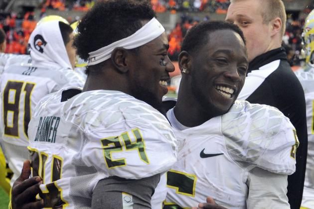 For Oregon Football, BCS Bowls Have Become the New Normal